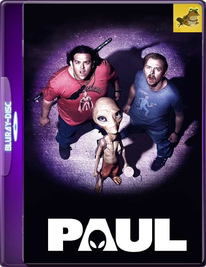 Paul (2011) Brrip 1080p (60 FPS) Latino / Inglés