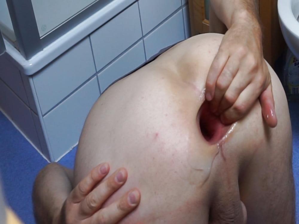 Hairy tube anal-3462