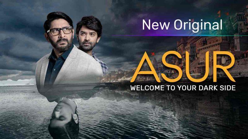 Asur S01 2020 Voot Originals 1080p WEB-DL