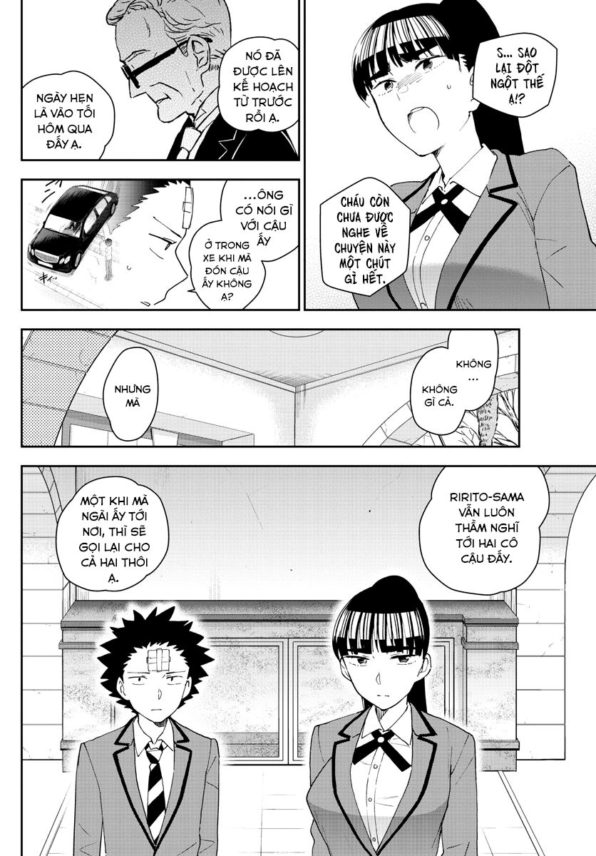 Hatsukoi Zombie Chapter 160 - Trang 10