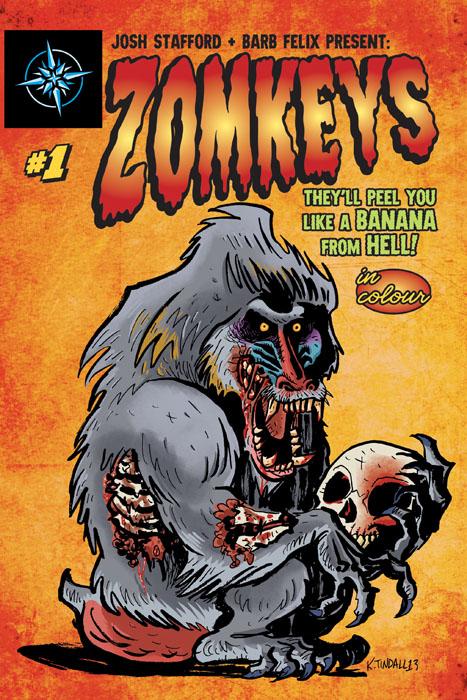 Zomkeys 001 (2015)