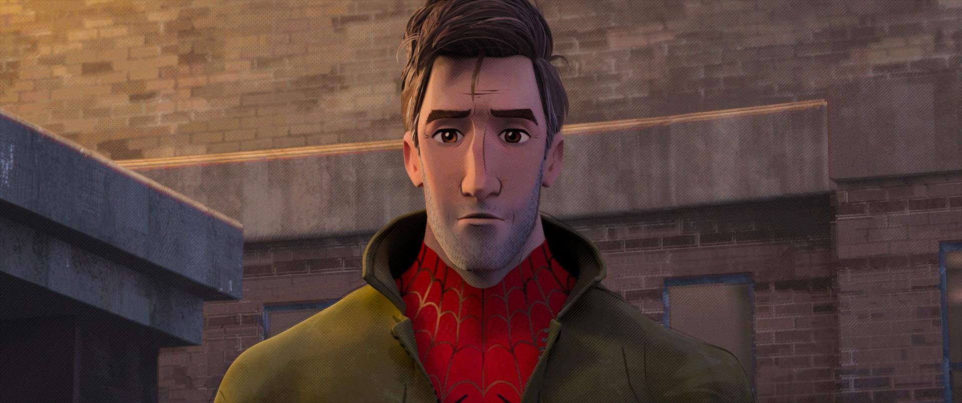 Örümcek-Adam: Örümcek Evreninde - Spider-Man: Into the Spider-Verse 2018 Türkçe Dublaj HD İndir