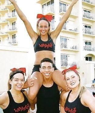 Cheerleader nude selfies-8805