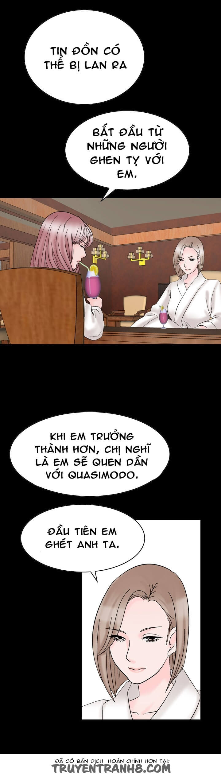 The Taste Of The Hand Chapter 23 - Trang 10