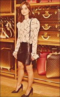 Jenna Coleman Xba0Tz2P_o