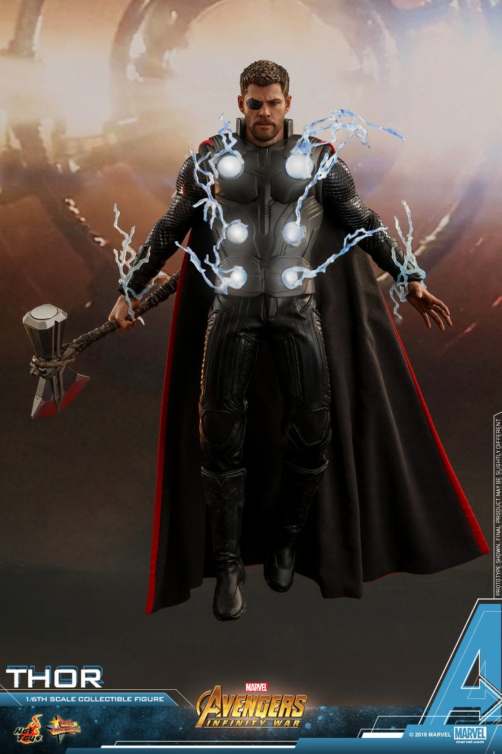 Avengers - Infinity Wars 1/6 (Hot Toys) YVX8NXI8_o