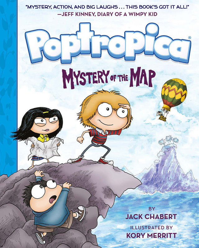 Poptropica 01 - Mystery of the Map (2016)