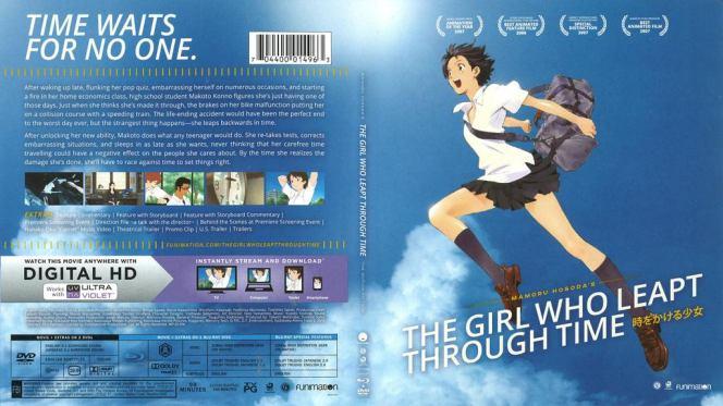 La Chica Que Salto A Traves Del Tiempo (2006) BRRip 720p Audio Trial Latino-Castellano-Ingles