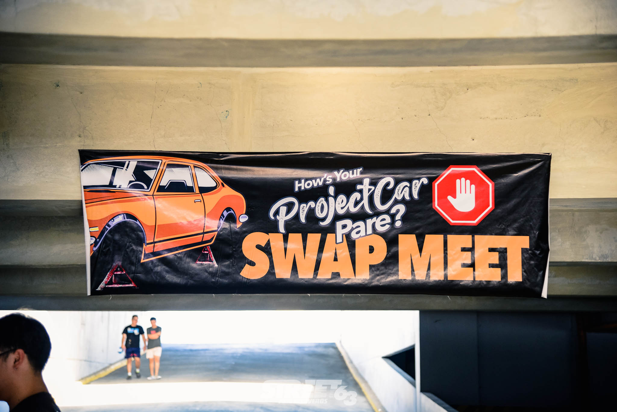 How's Your Project Car Pare's Swap Meet 9