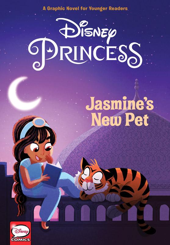 Disney Princess #1-17 + Jasmine's New Pet (2016-2018)