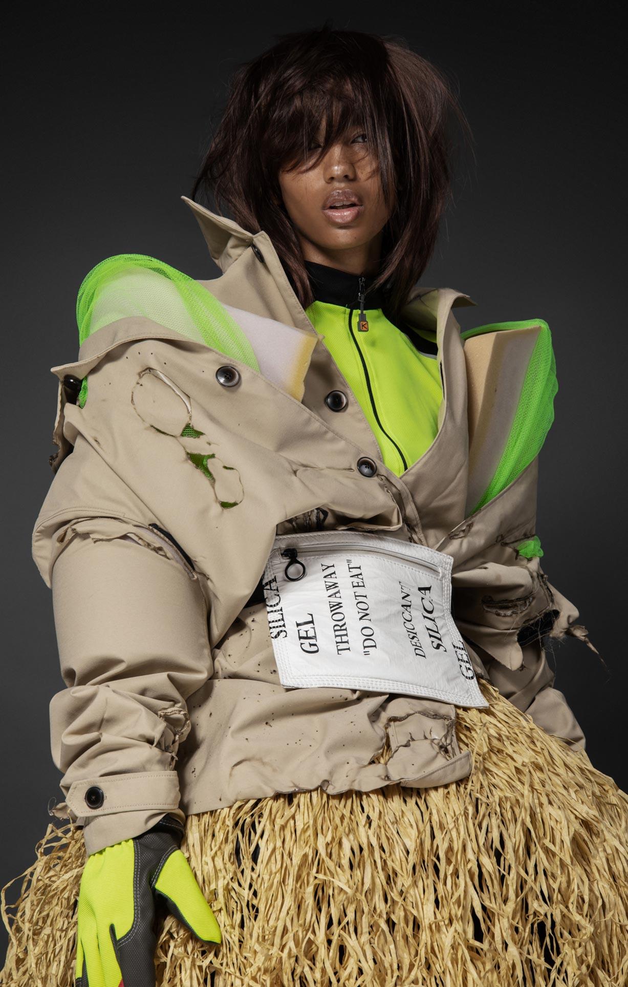 Нетрадиционный взгляд на модную одежду / фото 13