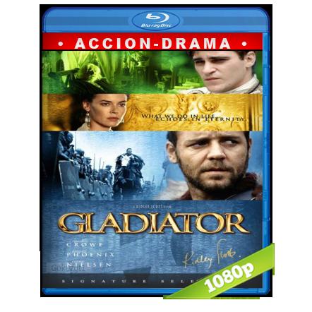 descargar Gladiador [m1080p][Trial Lat/Cas/Ing][Accion](2000) gratis