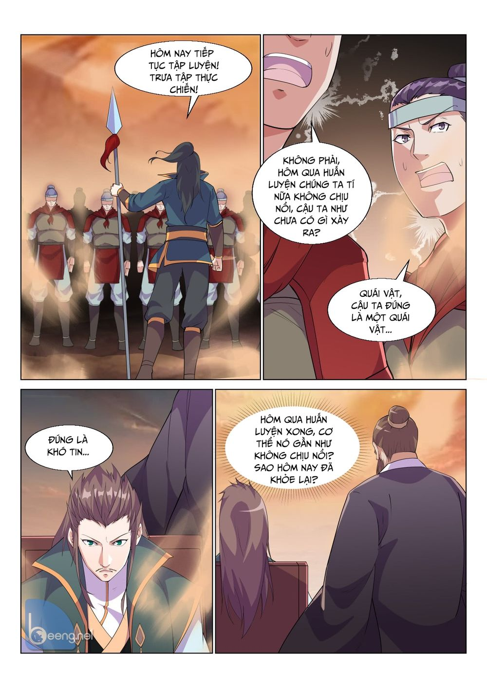 Dị Thế Tà Quân Chapter 12