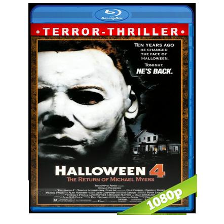 descargar Halloween 4 [1988][BD-Rip][1080p][Trial Lat-Cas-Ing][Terror] gartis