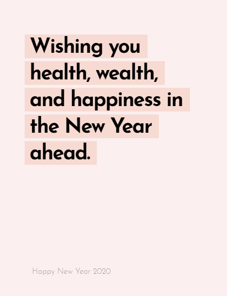 Happy New Year 2020 Wishes Quotes, Happy new year inspiration night 2020, wishes, messages & greetings 15