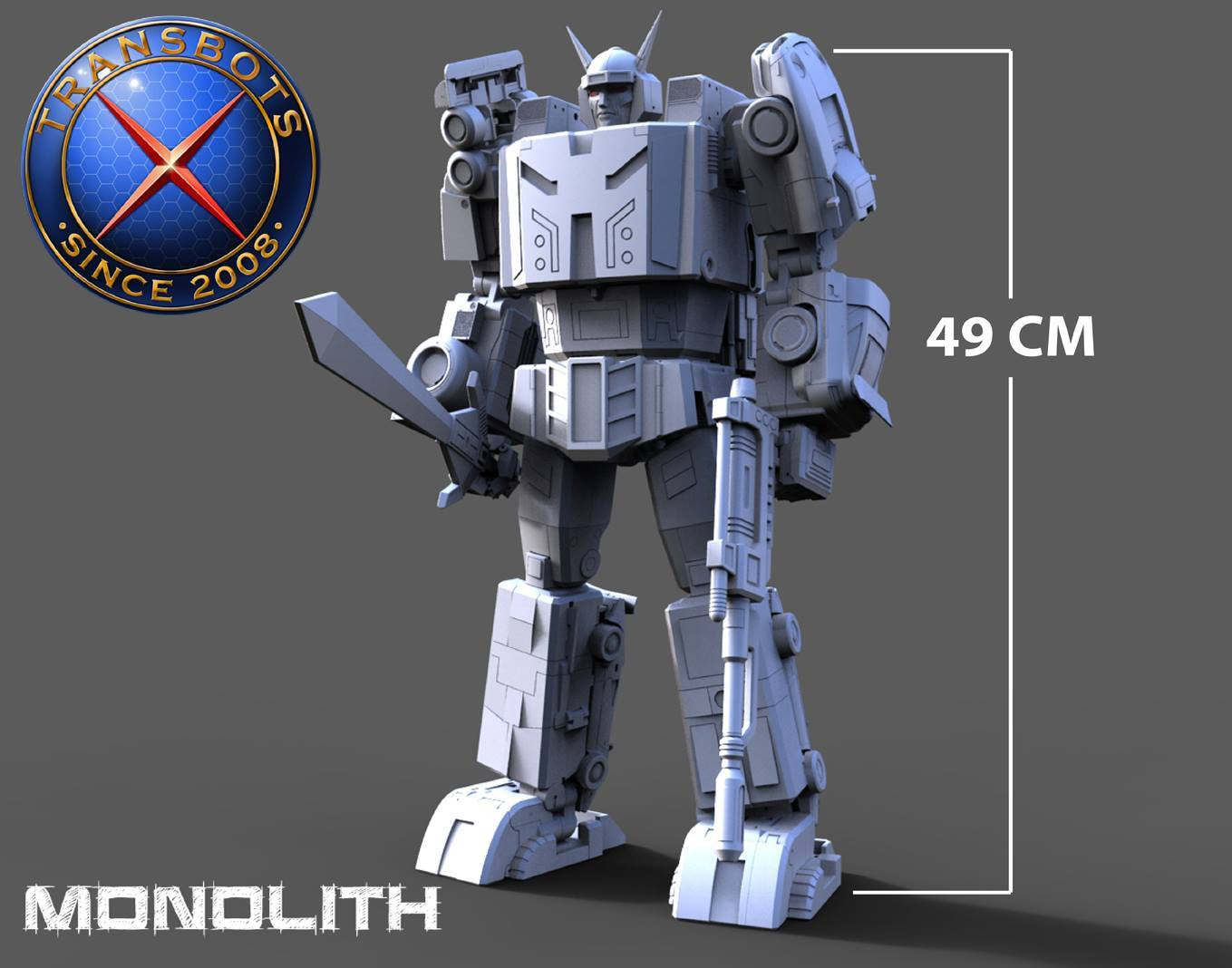 [X-Transbots] Produit Tiers - Jouets Berserkars forme Monolith (MX-XIII à MX-VII) - aka Stunticons forme Menasor/Menaseur Z3g1Kuw0_o