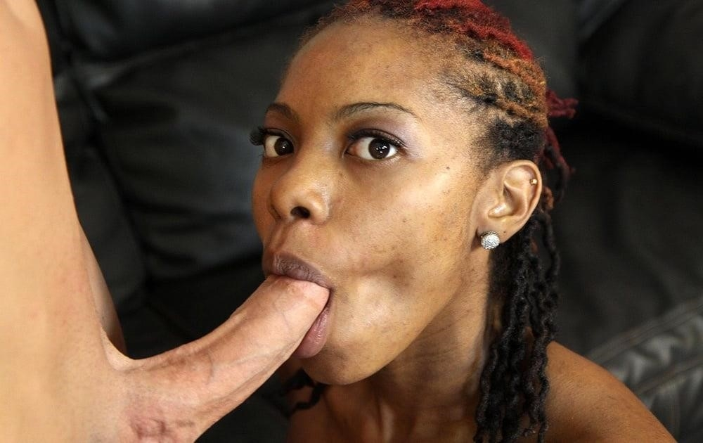Black girls forced to suck dick-8082