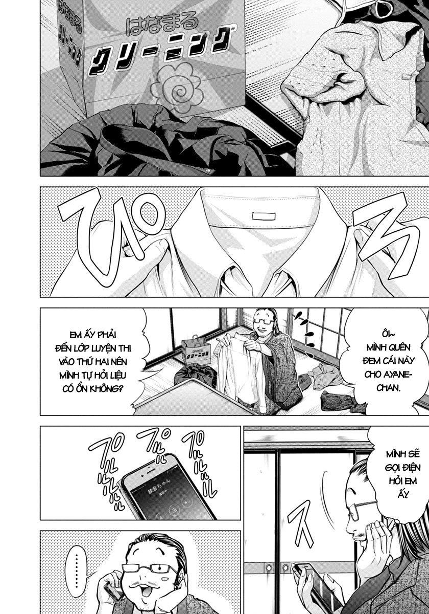 Trái Tim Và Thân Xác - Blush-DC Himitsu Chapter 36 - Trang 6