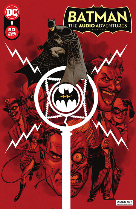 Batman - The Audio Adventures Special 001 (2021)