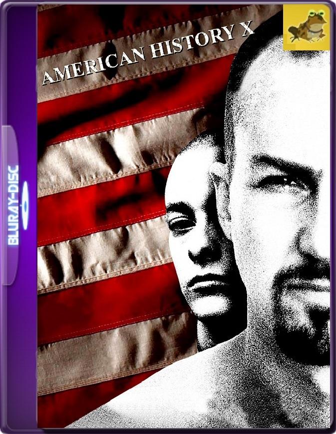 Historia Americana X (1998) Brrip 1080p (60 FPS) Latino / Inglés
