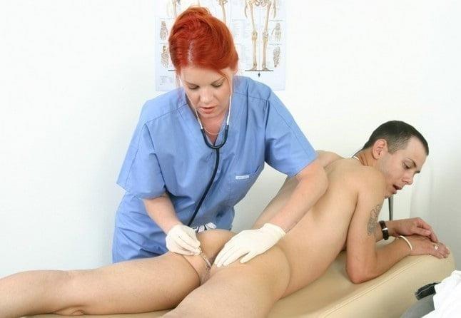 Femdom medical cbt-8803