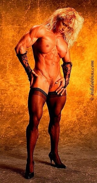 Body builders with big clits-9261