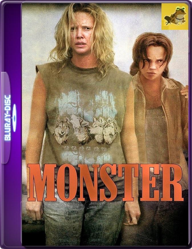 Monster: Asesina En Serie (2003) Brrip 1080p (60 FPS) Latino / Inglés