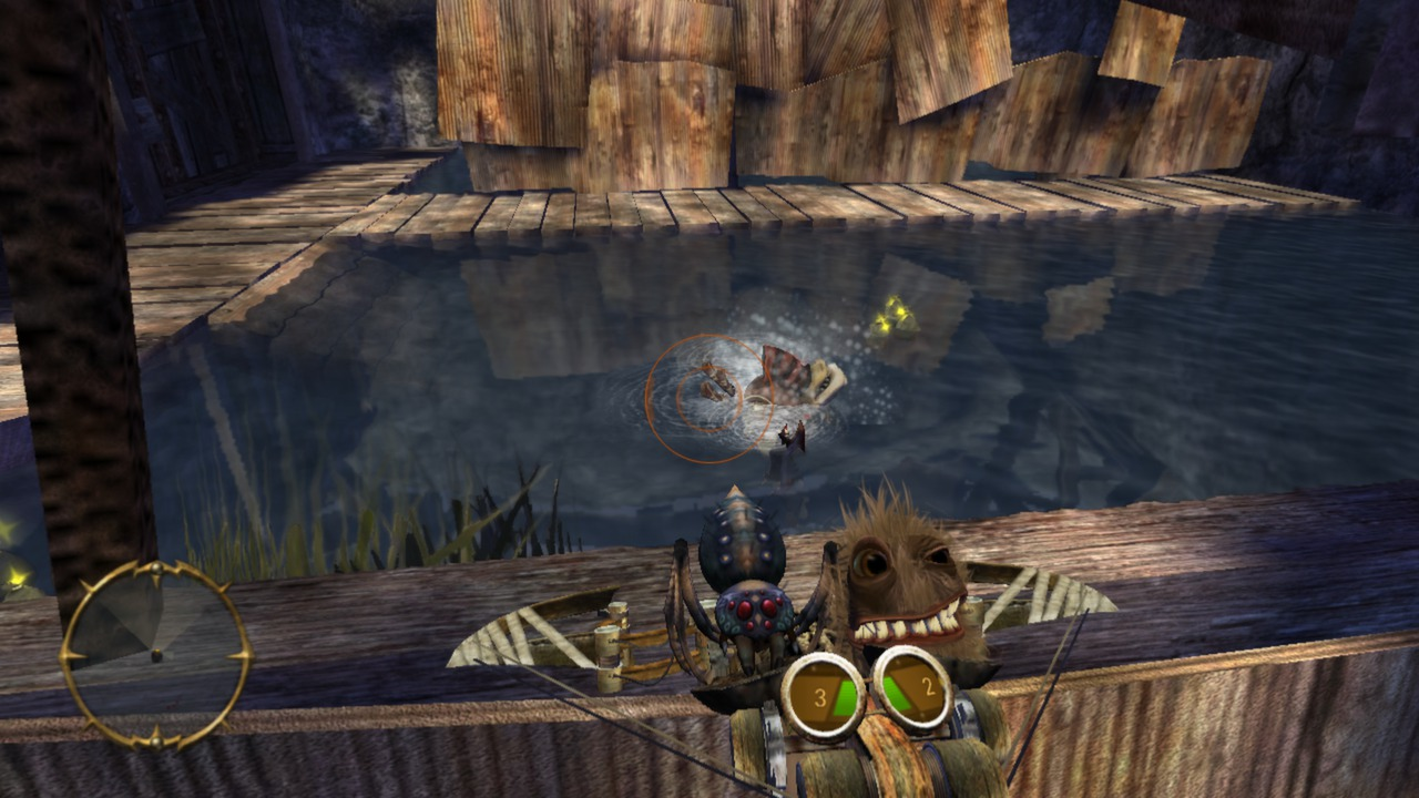 Oddworld: Stranger's Wrath HD Captura 2