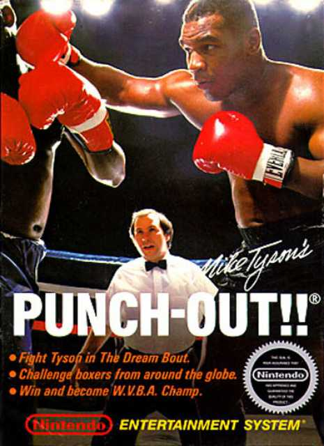 Mike Tyson's Punch-Out!! (USA) Retro PC Oyunu Oyna