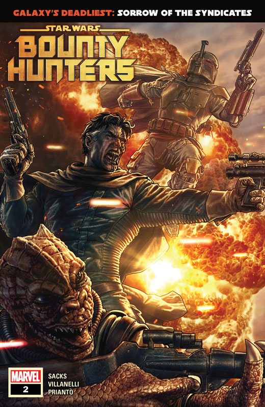Star Wars - Bounty Hunters #1-9 (2020-2021)