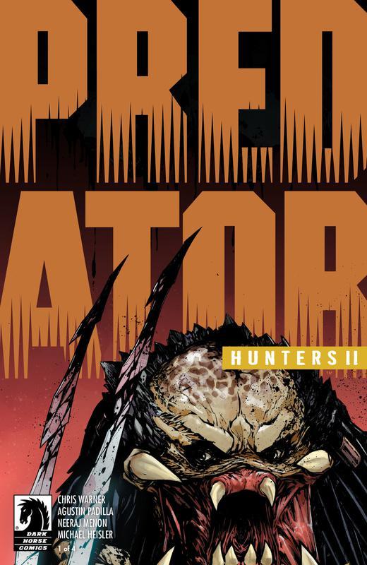 Predator - Hunters II 01 (of 04) (2018)