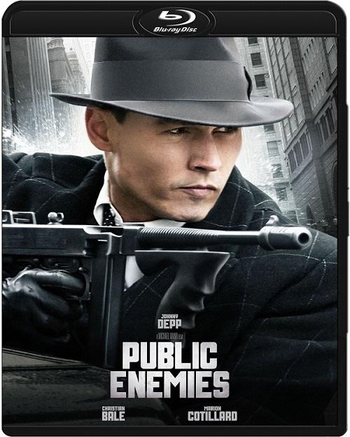 Wrogowie publiczni / Public Enemies (2009) MULTi.720p.BluRay.x264.DTS-DENDA / LEKTOR i NAPISY PL + m720p