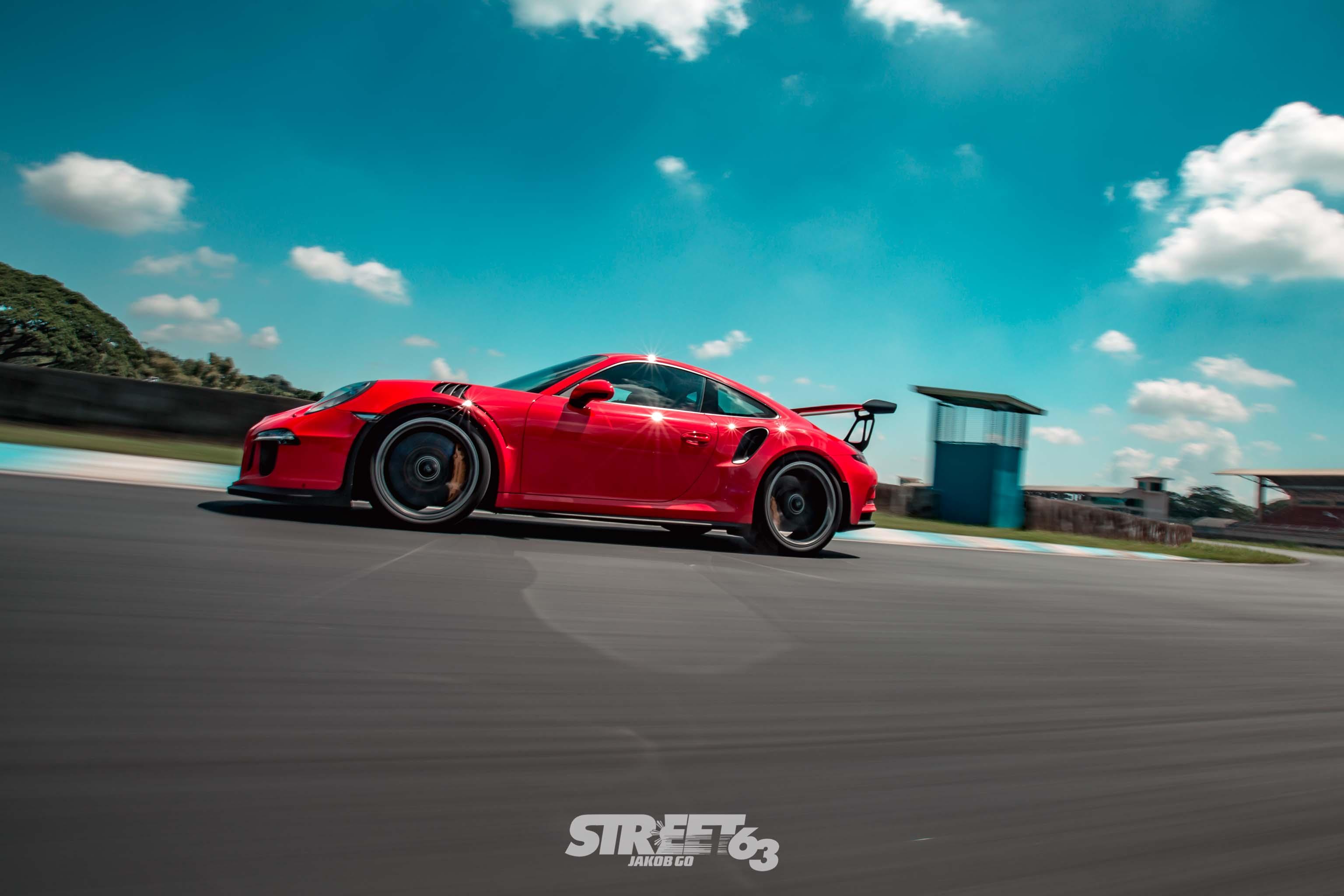 Porsche Rollers - 1