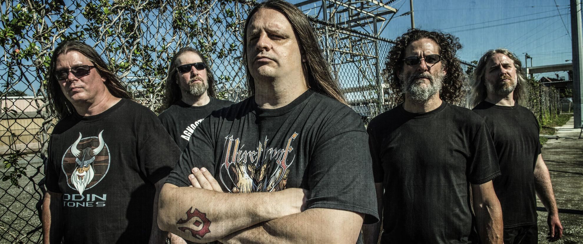 死金巨頭之一 食人殭屍 Cannibal Corpse 公布殘酷的單曲影音 Red Before Black