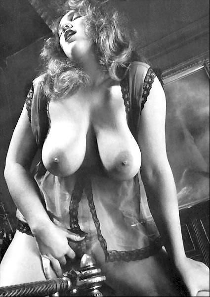 Retro big boobs pics-9459