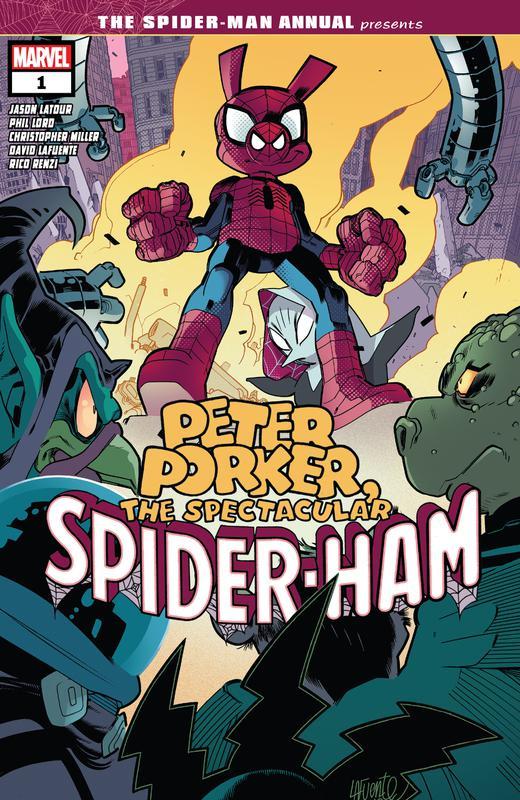 Spider-Man Annual 001 (2019)