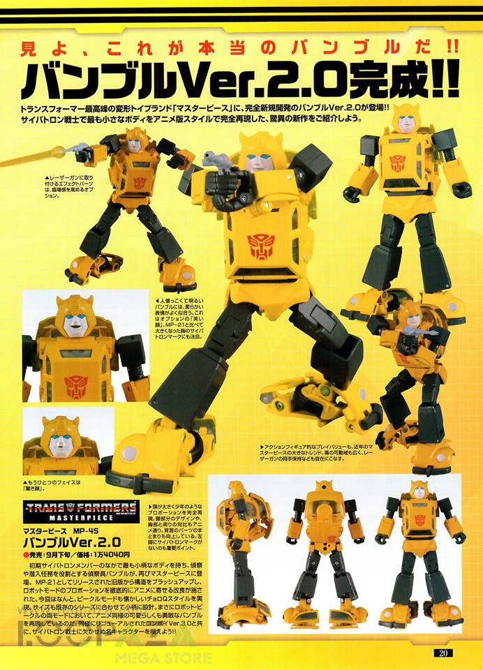 [Masterpiece] MP-45 Bumblebee/Bourdon v2.0 - Page 2 9b04IzhX_o