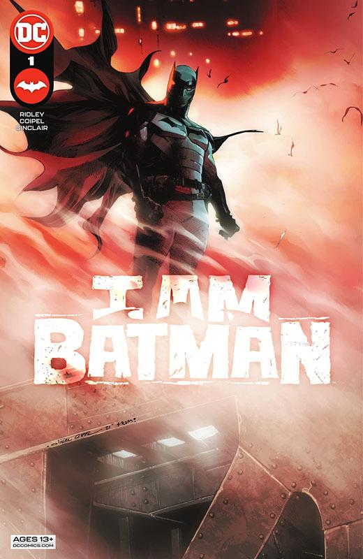 I Am Batman #0-1 (2021)