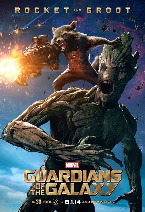Strażnicy Galaktyki / Guardians of the Galaxy (2014) MULTi.720p.BluRay.x264.DTS.AC3-DENDA / LEKTOR, DUBBING i NAPISY PL + m720p