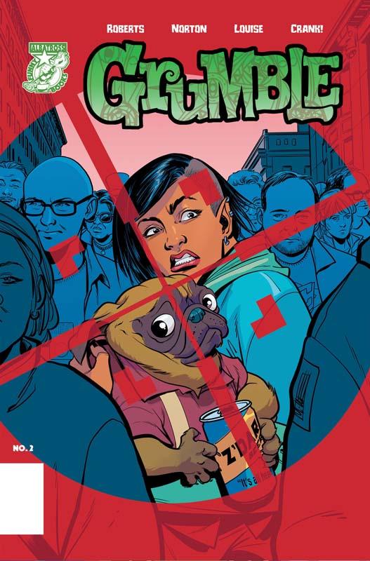 Grumble #1-10 (2018-2019)