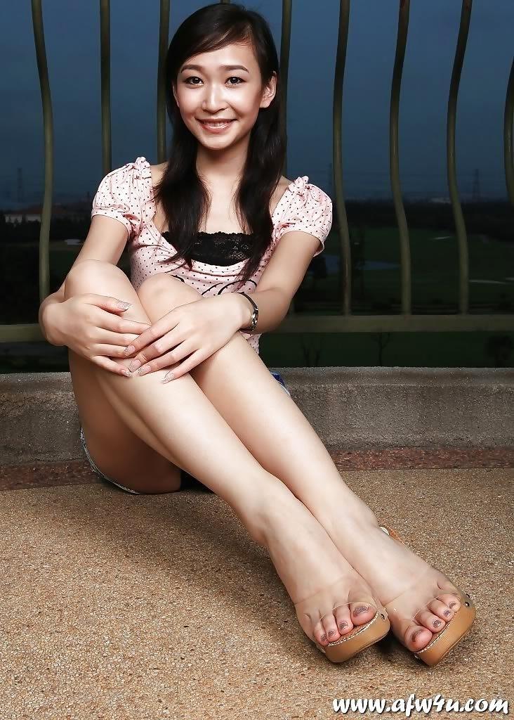 Asian feet footjob-1312