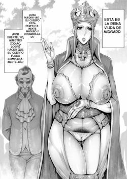Su Majestad La Marioneta Sexual