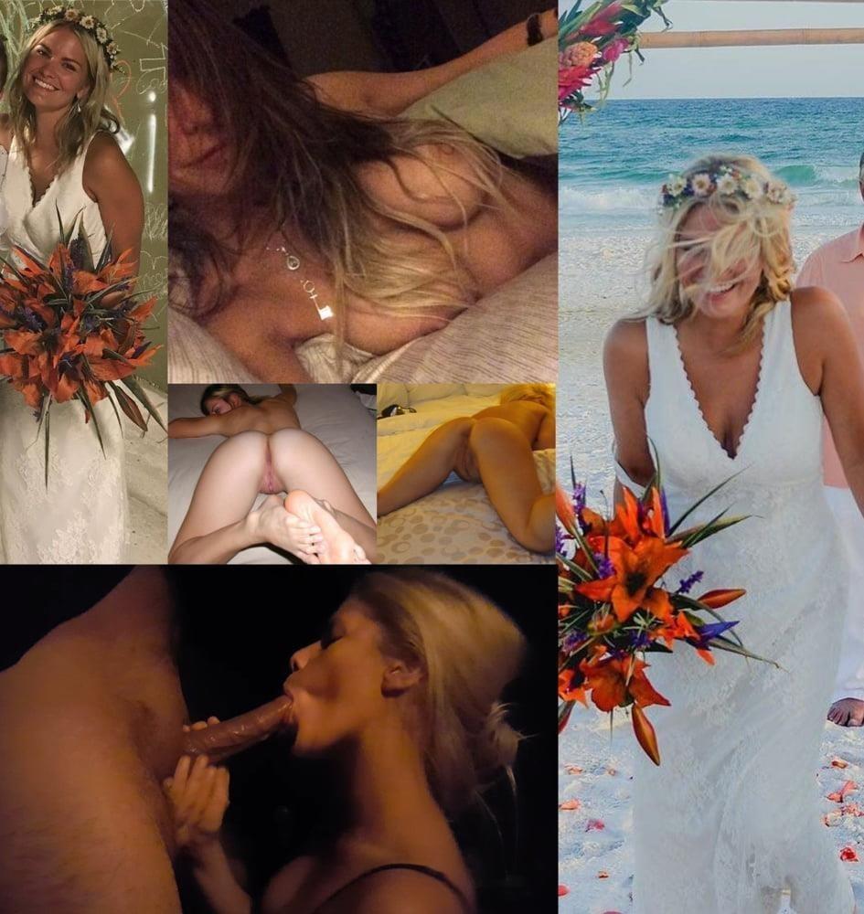 Wedding dress bukkake-3333