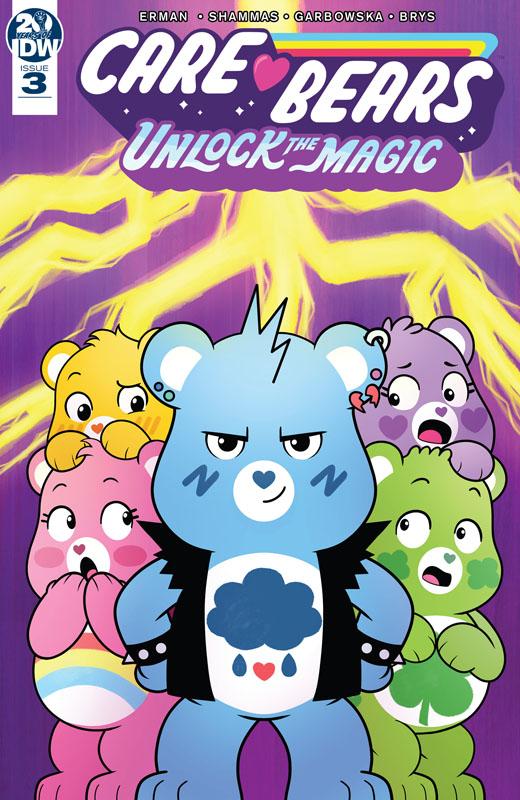 Care Bears - Unlock the Magic #1-3 (2019)