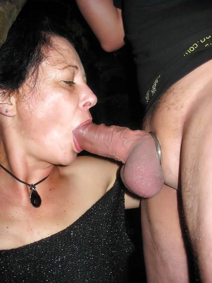 Amateur mature blowjob pics-8304