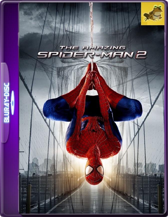 El Sorprendente Hombre Araña 2: La Amenaza De Electro (2014) Brrip 1080p (60 FPS) Latino / Inglés