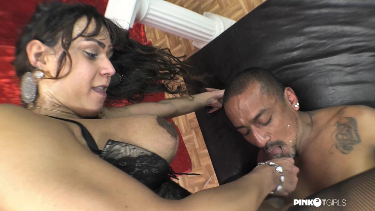 [PinkoTGirls] Letizia Sallis - Nympho Letizia / Нимфоманка Летиция (Andrea Nobili, PinkOTGirls) [2016 г., Shemale. All Sex, Anal, Oral, Cum in mouth, 2160p, SiteRip]