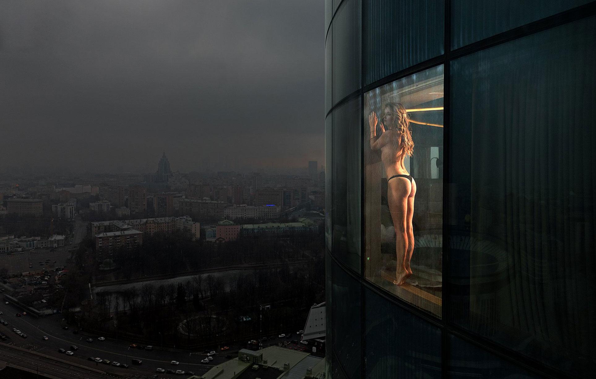 актриса Анна Михайловская, фотограф Александр Мультиков / Maxim Россия, июнь 2019