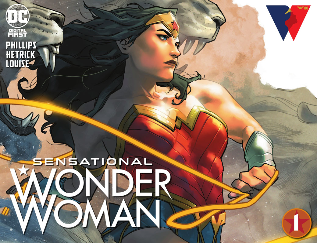 Sensational Wonder Woman #1-2 (2021)