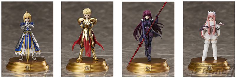 Fate Stay Night et les autres licences Fate (PVC, Nendo ...) - Page 18 IBnJemIu_o